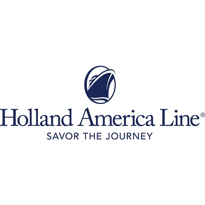 Holland America Line, Savor The Journey logo