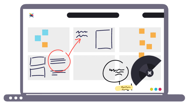 Hoylu Workspace Storyboarding
