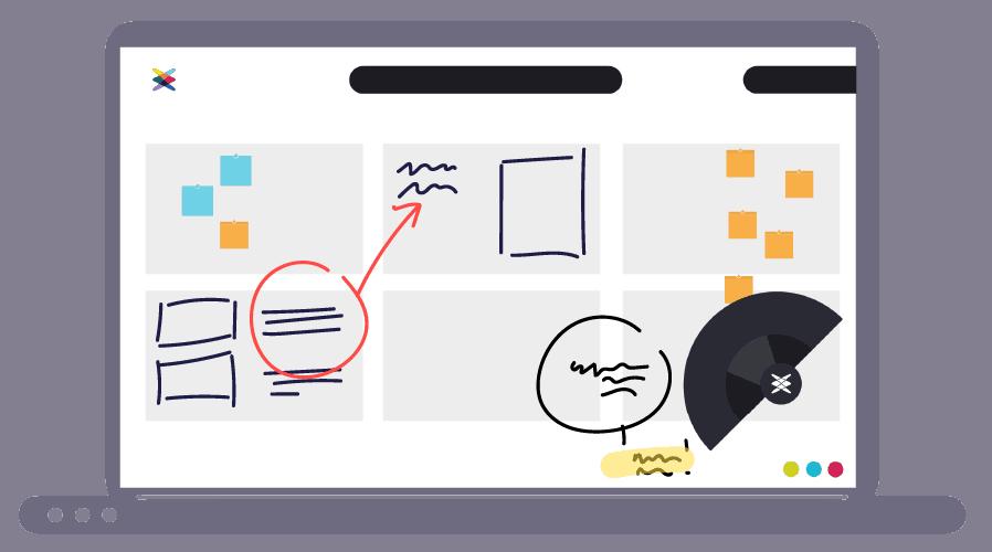 Hoylu Workspace Storyboarding